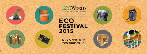 EcoWorld's EcoFestival at EcoTropics, Johor