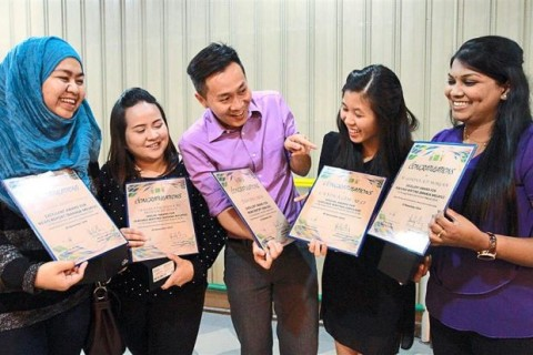 Penang Green Journalism Award 2015
