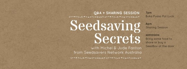 Seed Saving Secrets