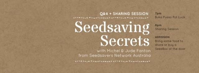 Seed Saving Secrets