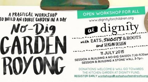 No-Dig Garden Royong