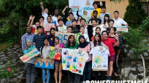Promulgation Ceremony of the Malaysian Youth Statement on Climate Change