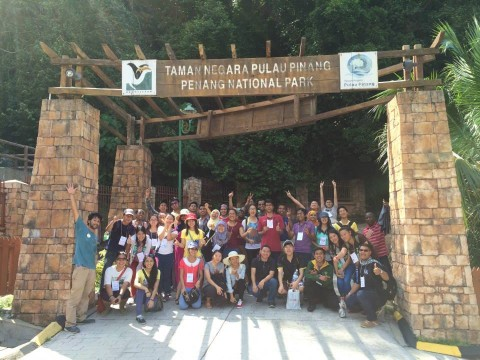 Penang National Park, #PowerShiftMsia 2014