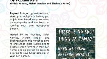 Introductory Workshop on Aquaponics