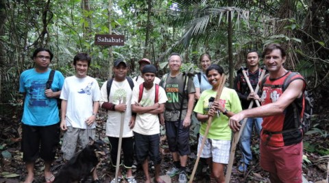 Fundraising campaign: Caring for forest trails in Kota Damansara