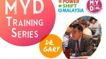MYD Training Series – Dr. Gary Theserai