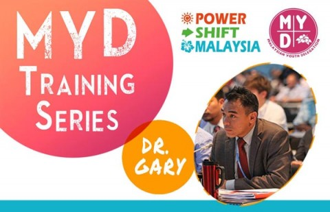 MYD Training Series – Dr. Gary Theserai