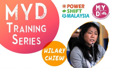 MYD Training Series – Hilary Chiew