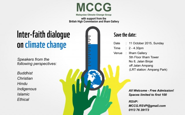 Invite to MCCG InterFaithDialogueCC