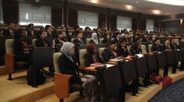 Lawatan ke Dewan Negeri Selangor – November 2015