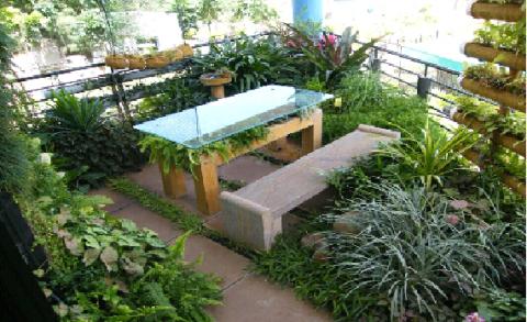 "Talk On ""Rooftop Gardening & Rain Water Harvesting"""