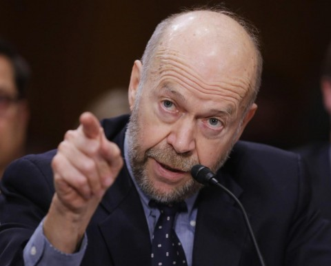 COP21: James Hansen, the father of climate change awareness, says Paris agreement is a 'fraud'