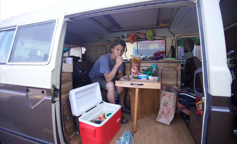 van life summer 13