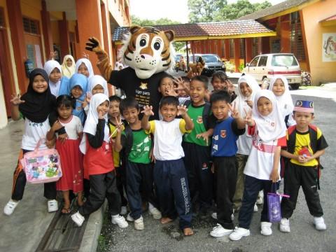 MYCAT Sg Yu Community Outreach programme