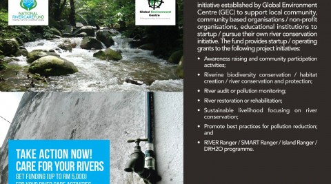 National River Care Fund (Cycle II) opens for application now