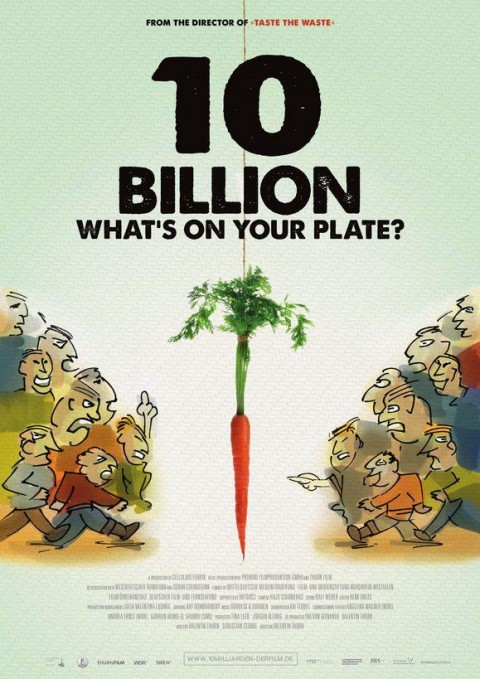 "MESYM Documentary Night #33: ""10 Billion: What's On Your Plate?"""