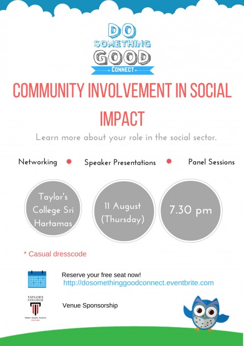 DSG Connect : Community Involvement in Social Impact