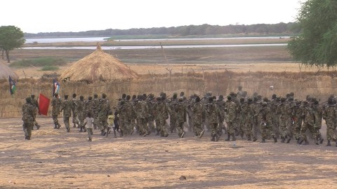 WeComeAsFriends_SPLM soldiers